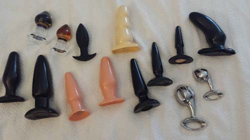 buttplugs