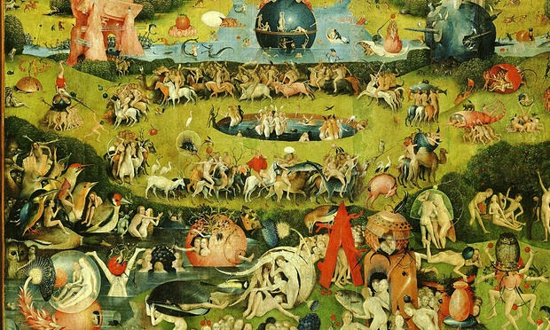 Bosch Earthly Delights Filth