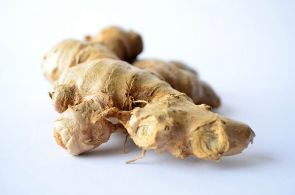 ginger for figging